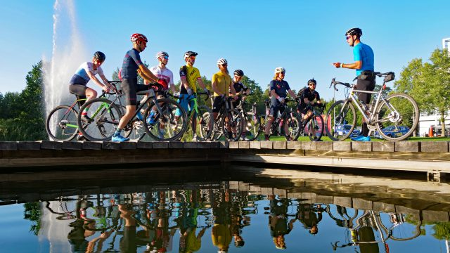 How can bike shops turn events into new revenue?