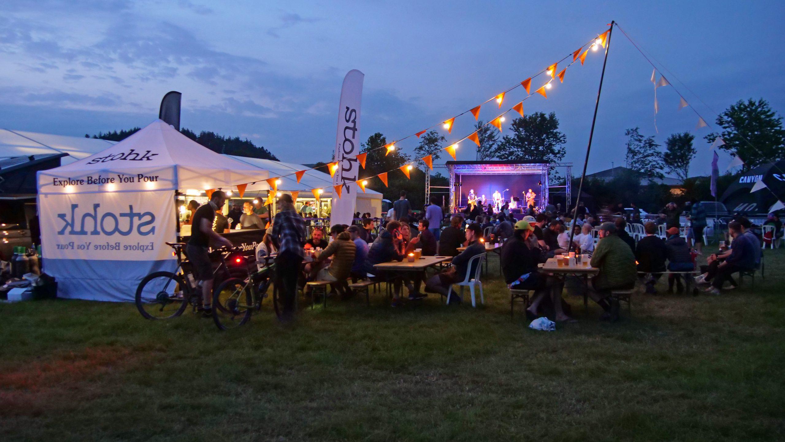 Grinduro Wales Festival