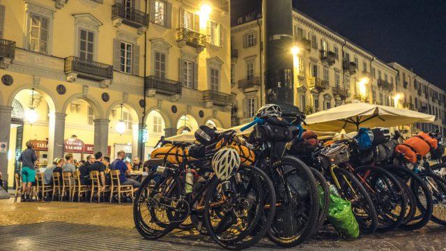 Torino Nice Rally - Nice centre